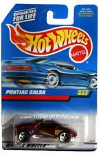 1998 Hot Wheels #862 Pontiac Salsa