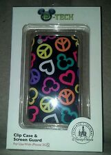 Disney Mickey Mouse iPhone 3GS cover with screen guard Brand New sugg  $32.95