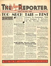 JUNE 28 1932 THE HOLLYWOOD REPORTER movie magazine - TOO MUCH TALK -- KENT