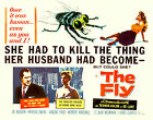 """THE FLY""....Classic Movie Poster A1A2A3A4 Sizes"
