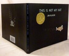 THIS IS NOT MY HAT, Jon Klassen, SIGNED, Later Printing, New