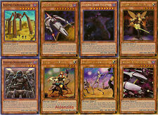 Yugioh Kozmo Deck - 40 Cards + 9 XYZ - Dark Destroyer Eclipser Farmgirl Strawman