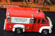 MIB, Fire Engine Series by Matchbox: YFE16, 1948 Dodge Route Van Support Truck
