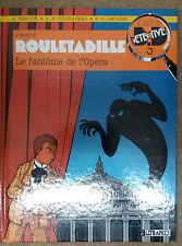 Rouletabille 1 EO Le Fantôme de l'Opéra Leroux Swysen Le Masque Lefrancq