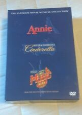 The Ultimate Movie Musical Collection (DVD, 2003, Boxed Set) RARE HFT SET OOP