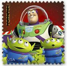 US 4555 Disney Pixar Send a Hello Toy Story forever single MNH 2011