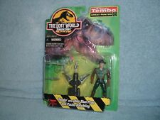 ROLAND TEMBO Jurassic Park Dinosaurs 1996 II 2 Lost Worlds MOC Pacho Hatchling