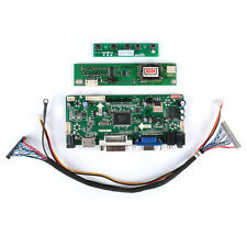 M.NT68676.2A(HDMI+DVI+VGA+Audio) LCD/LED Screen Controller Board Diy Monitor Kit