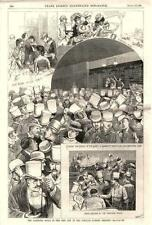 Gambling Mania in the City and at Popular Summer Resorts  -  Betting  - 1881