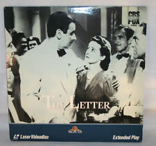 The Letter Laser Disc (not dvd)
