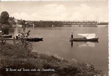 Il Ponte sul Ticino visto da Castelletto