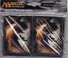 KARGAN DRAGONLORD ULTRA PRO deck protector card sleeves FOR MTG