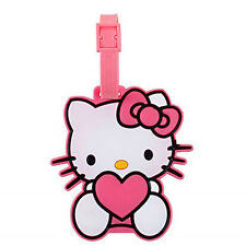Hello Kitty Bag Luggage Tags Holder Travel Suitcase Baggage Holder