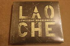 Lao Che - Powstanie Warszawskie CD - NEW POLISH RELEASE SEALED