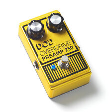 DOD Overdrive Preamp 250 (2013 Version) Analog Overdrive Guitar Pedal DOD250-13