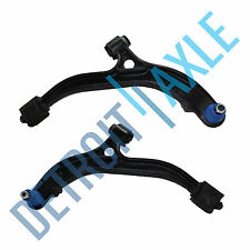 Both (2) Brand New Front Lower Control Arms w/Ball Joint 2001-07 Dodge Mini-Vans