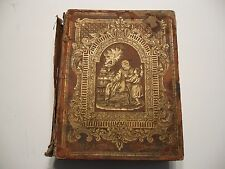 1856 The Holy Bible The Old and New Testaments (Silas Andrus and Son)