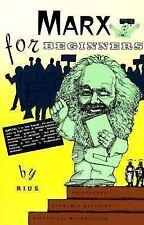 Marx for Beginners by Rius (1990, Paperback)