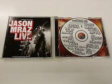 JASON MRAZ TONIGHT NOT AGAIN LIVE AT THE EAGLES BALLROOM CD 2004