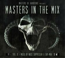 Masters Of Hardcore In The Mix - Noize Suppressor & Da (2015, CD NEUF)2 DISC SET