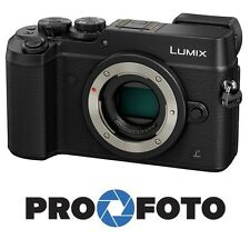 Panasonic Lumix DMC-GX-8 Digital Camera Body  Black