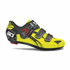 SIDI Zapatillas  genius 5 fit 39 PLATA/BLANCO/AZUL