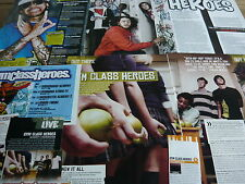 GYM CLASS HEROES - MAGAZINE CUTTINGS COLLECTION (REF T20)