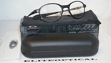 New Authentic EYEGLASSES FRAME OAKLEY Overlord (51) Satin Black/Clr OX5067-0251