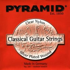 PYRAMID 4/4 Konzert Gitarre Saiten SATZ, Classical Guitar Strings SET