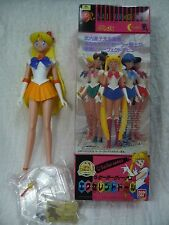 "Vintage Rare 1993 Petit Soldier Sailor Moon Venus Excellent Doll 19"" Bandai NIB"