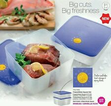 FreezerMate Square Set Tupperware