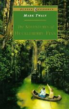 Puffin Classics: The Adventures of Huckleberry Finn (1995, Paperback, Abridged)