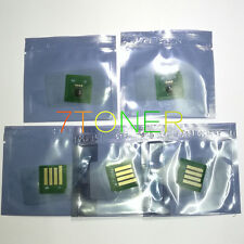 5 x Drum Chips for LEXMARK C950 X950 X952 X954 C950X71G  C950X73G 115K