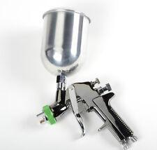 3-1 HVLP Air Spray Gun HVLP Auto Paint Sprayer Tool 1.4, 1.5, 1.7mm Nozzles Set