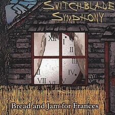Switchblade Symphony- Bread and Jam for Frances (CD, Sep-1997, Cleopatra) VGC