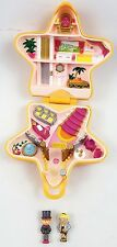 VINTAGE POLLY POCKET BLUEBIRD HOLLYWOOD HOTEL COMPACT COMPLETE 1992