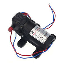 12V DC Boat Accessory High Pressure Diaphragm Water Self Priming Pump Pop