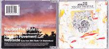 Athlete - You Got The Style - Scarce 2003 UK 4 track DVD single