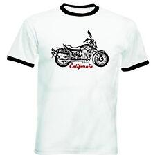MOTO GUZZI CALIFORNIA Ispirato-Nuovo T-shirt Cotone-Tutte le taglie in magazzino