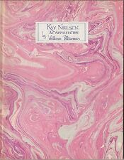 Kay Nielsen : An Appreciation by Welleran Poltarnees (1976) 12 TIPPED-IN PRINTS
