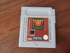 DESERT STRIKE        -----   pour GAME BOY