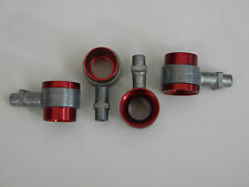 AED 6077A - AED Billet Annular Carburetor Booster