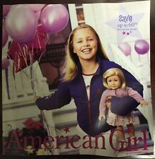 American Girl Catalog 2005 Summer Beach theme Sports Marisol Bitty Baby Coconut