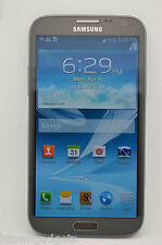 Samsung Galaxy Note 2 SGH-I317 16GB Gray UNLOCKED AT&T TMOBILE METRO PCS CRICKET
