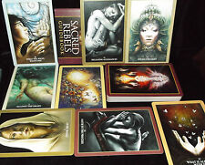 SEALED BRAND NEW! STUNNING SACRED REBELS ORACLE CARDS & BOOK GUIDANCE & SUPPORT