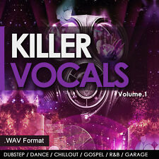 Vocal Samples - Dubstep,Chillout,R&B,Dance & Vocal Sessions - Samples & Loops