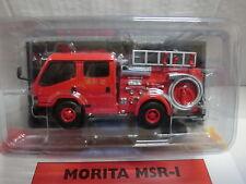 Bomberos del prado 1:40 Morita MSR-I Super Rapid 1998 Japón (015/16)