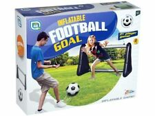 Inflatable Football Goal Garden Game Outdoor or Indoor Family Fun Grafix NEW TOY