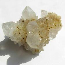 SPIRIT QUARTZ Cactus Crystal Cluster TR314