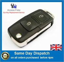 Remote Key Alarm Fob VW GOLF, BORA, TRANSPORTER T5, 2 button NEW & Best Quality